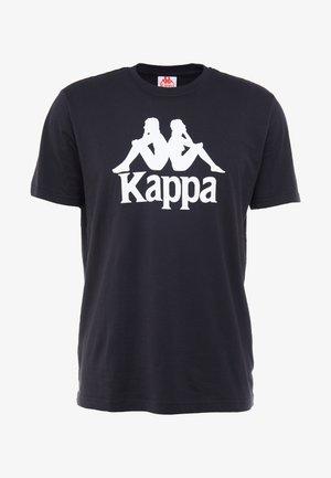 CASPAR - Camiseta estampada - caviar