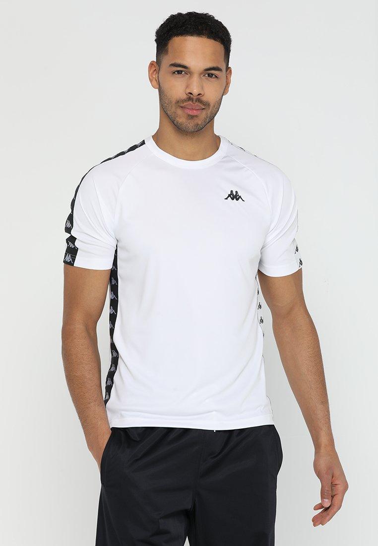 Kappa - EGGE - T-Shirt print - white