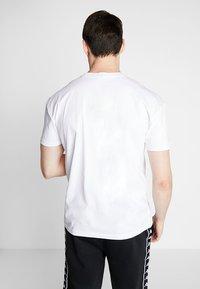 Kappa - FRANKLYN - T-shirt basic - bright white - 2