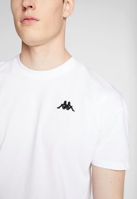 Kappa - FRANKLYN - T-shirt basic - bright white - 4