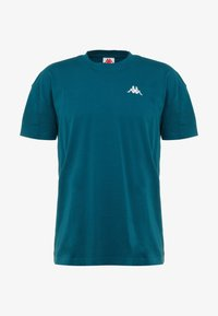Kappa - FRANKLYN - Basic T-shirt - blue coral - 3
