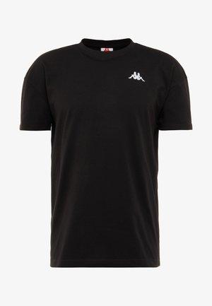 FRANKLYN - Basic T-shirt - caviar
