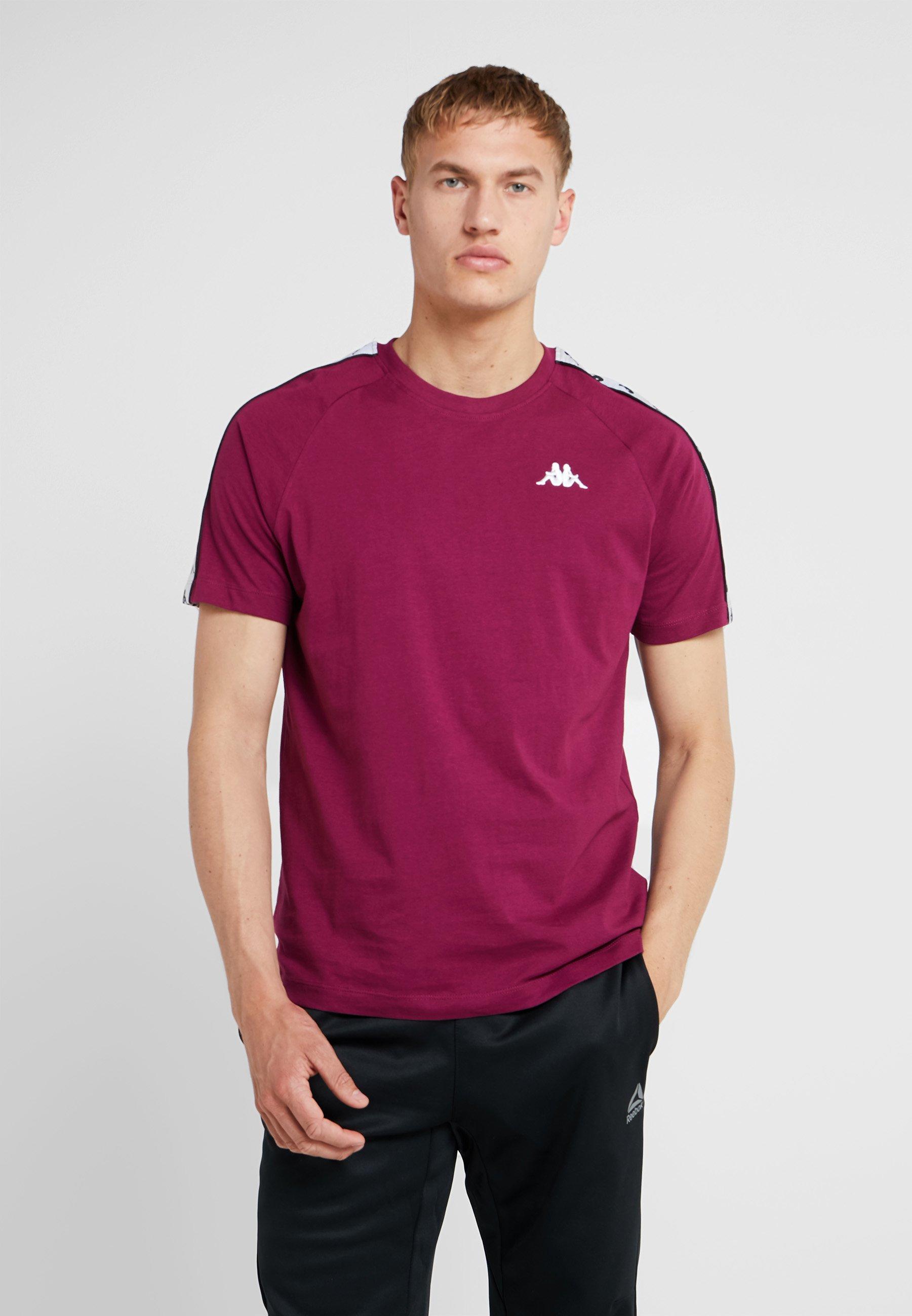 Imprimé shirt Kappa Potion Purple FinleyT SUzpVM