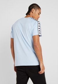 Kappa - FINLEY - T-shirt med print - cashmere blue - 2