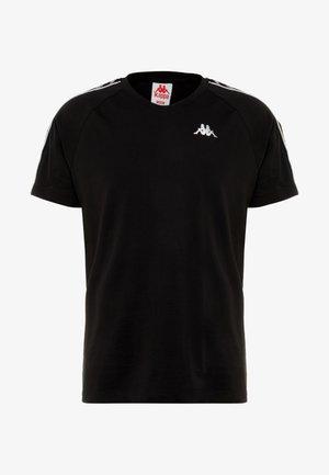 FINLEY - T-Shirt print - caviar