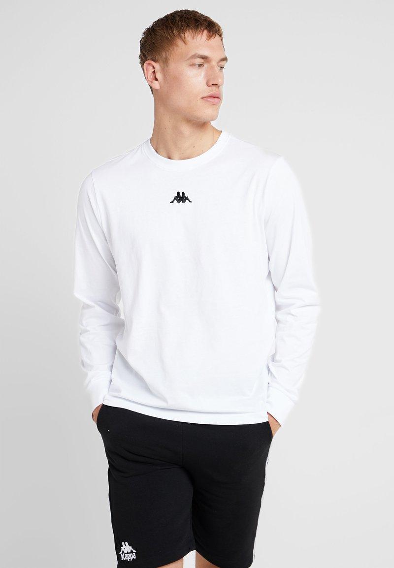 Kappa - VOSILO - Bluzka z długim rękawem - bright white