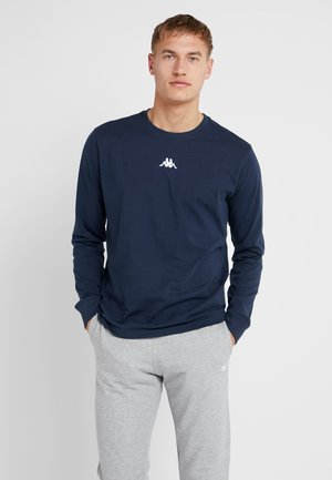 VOSILO - Long sleeved top - navy