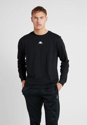 VOSILO - T-shirt à manches longues - caviar