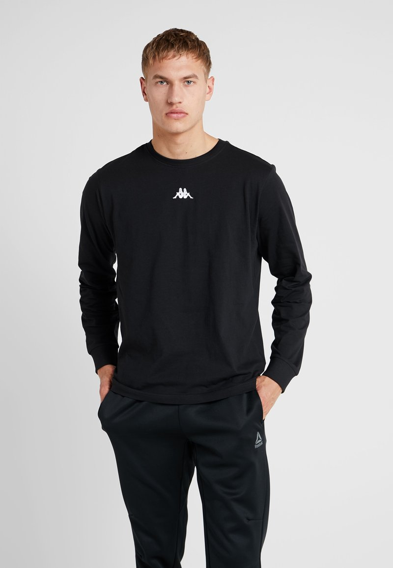 Kappa - VOSILO - Long sleeved top - caviar