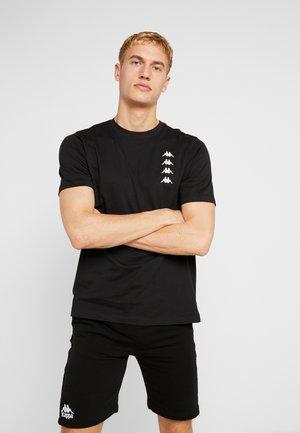 GEWORG - Print T-shirt - caviar