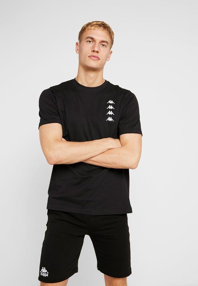 GEWORG - T-shirt con stampa - caviar