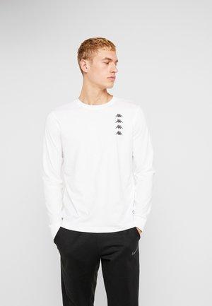 GRANDALF - Pitkähihainen paita - bright white