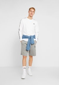Kappa - GROLF - Bluzka z długim rękawem - bright white - 1