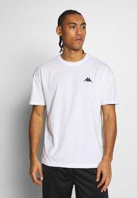 Kappa - VEER - Basic T-shirt - bright - 0