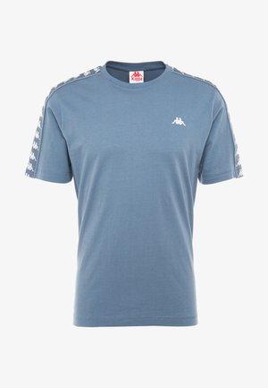 GRENNER - T-shirt med print - dark blue