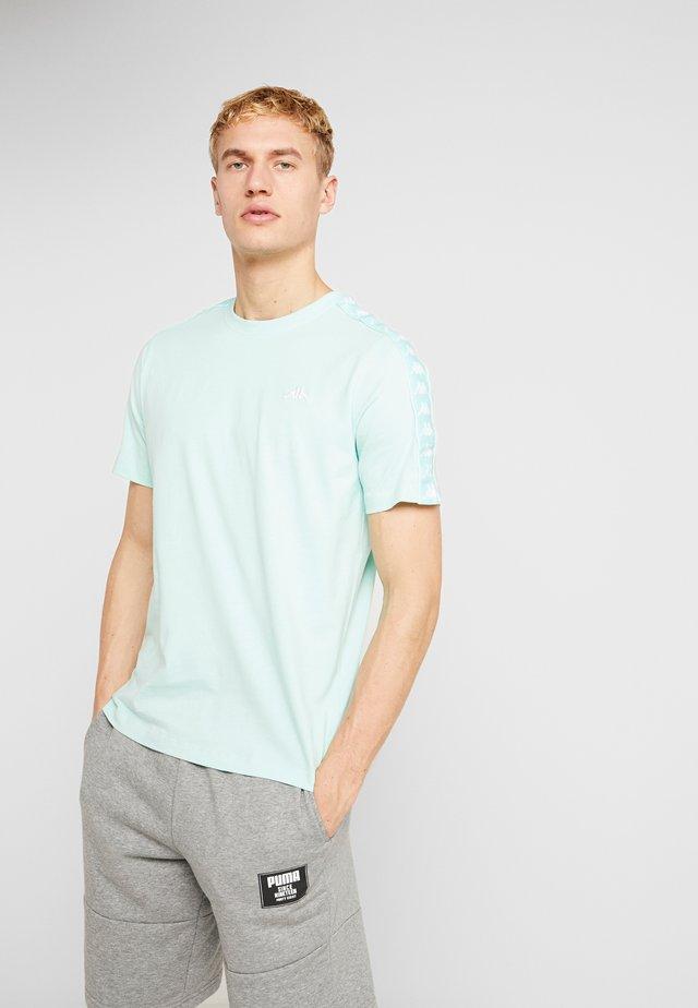 GRENNER - T-shirt print - mint