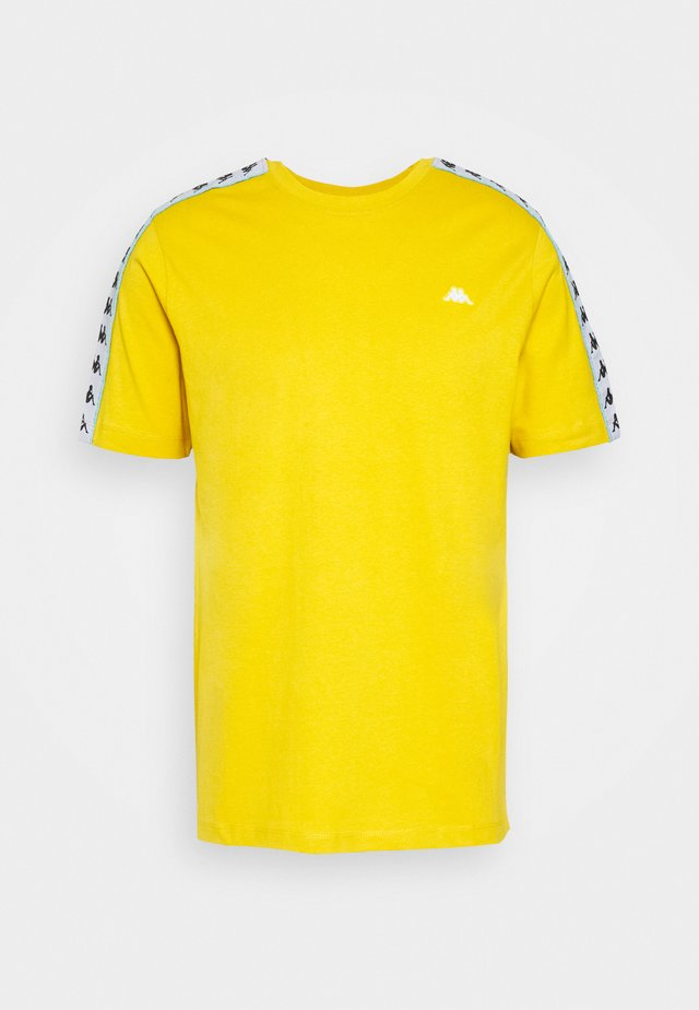 HANNO TEE - T-Shirt print - ceylon yellow