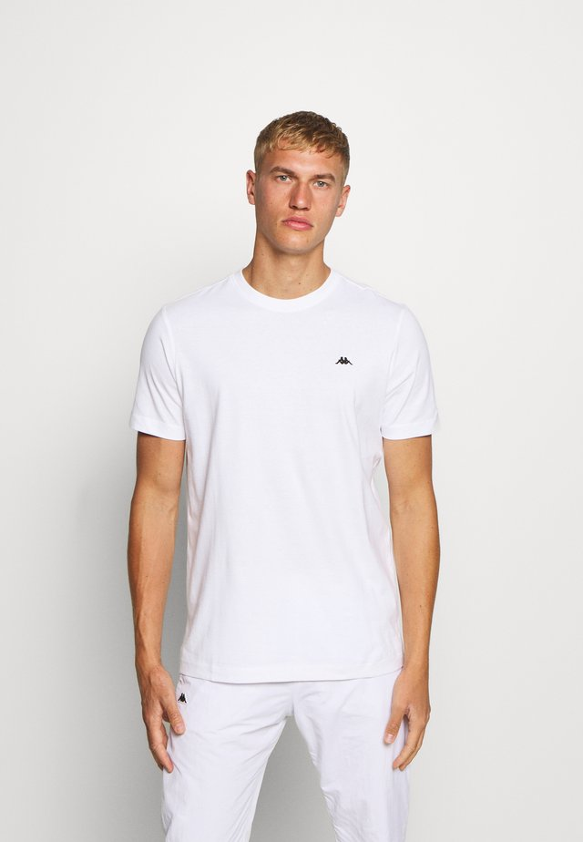 HAUKE TEE - T-shirts basic - bright white