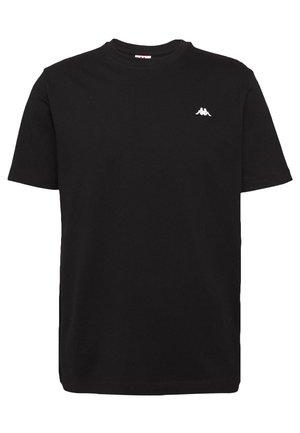 HAUKE TEE - T-shirt basic - caviar