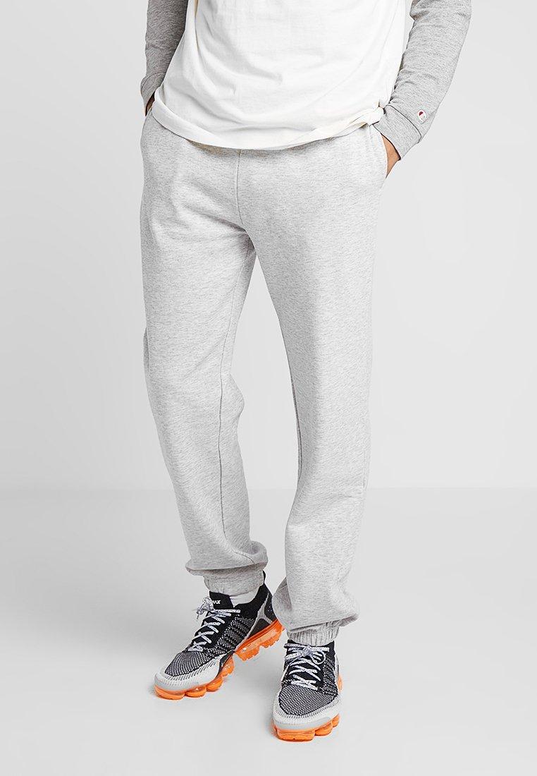 Kappa - SNAKO - Pantalones deportivos - grey melange