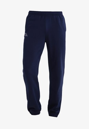 SNAKO - Tracksuit bottoms - navy