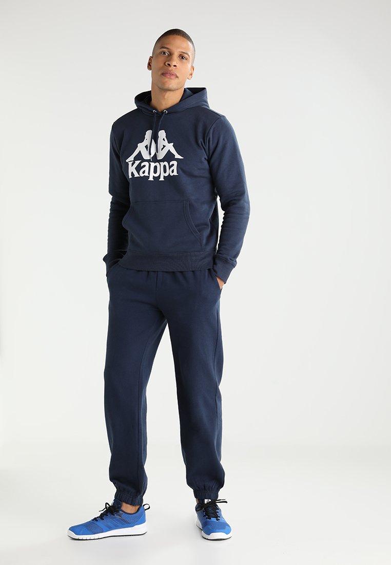 Kappa SNAKO - Pantaloni sportivi - navy