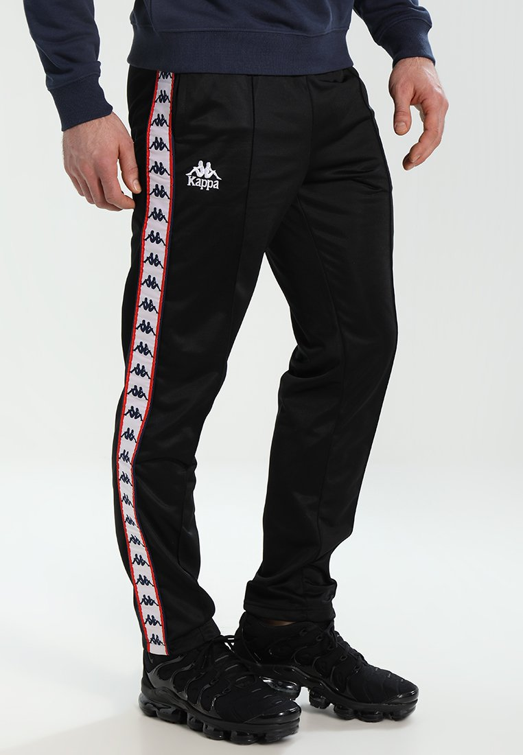 Kappa - CONOR - Træningsbukser - black