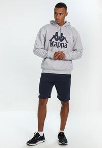 Kappa - TOPEN - Urheilushortsit - navy - 1