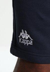 Kappa - TOPEN - Urheilushortsit - navy - 5