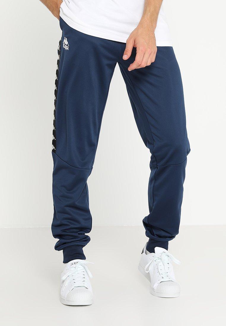Kappa - DRAGAN - Pantaloni sportivi - navy