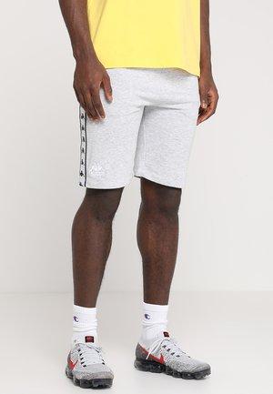 EMILIO - Sports shorts - grey melange