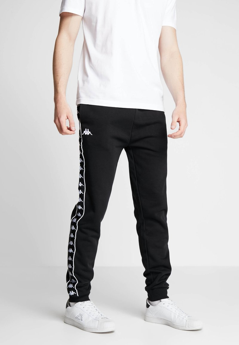 Kappa - FAIN - Spodnie treningowe - caviar