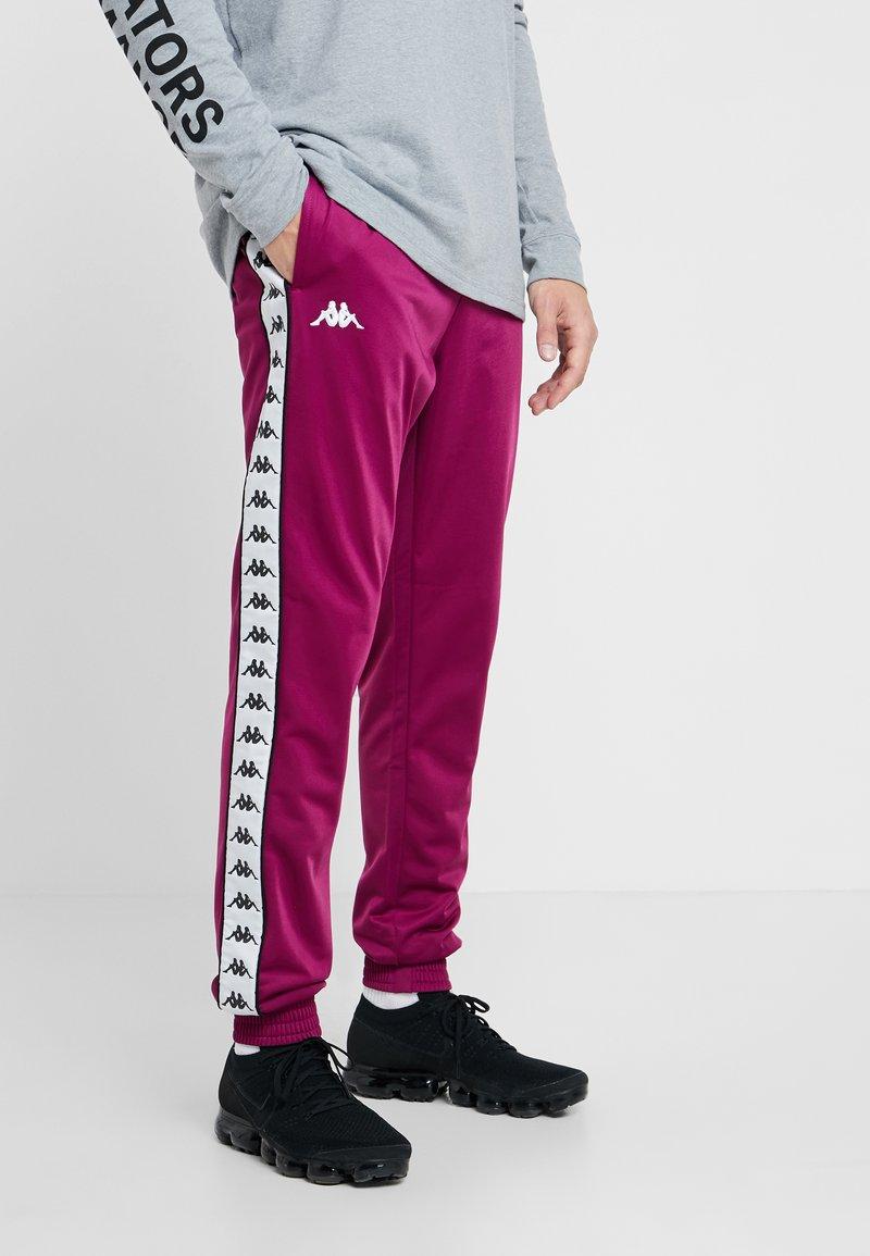Kappa - FERGUS - Pantalones deportivos - purple potion