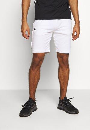 GAWINJO - kurze Sporthose - bright white