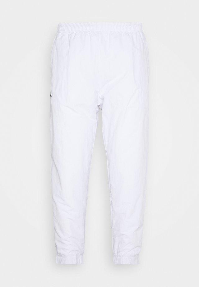 HERMS PANT - Jogginghose - bright white