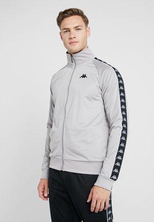 FUJIO - Training jacket - flint gray