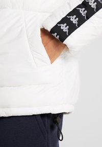 Kappa - FRANCIS - Veste d'hiver - bright white - 4