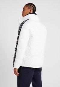 Kappa - FRANCIS - Veste d'hiver - bright white - 2