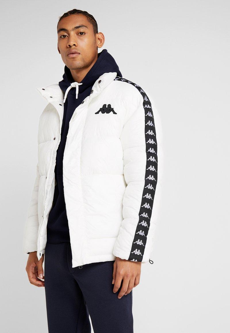 Kappa - FRANCIS - Winterjas - bright white