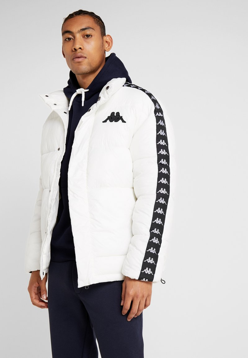Kappa - FRANCIS - Winter jacket - bright white