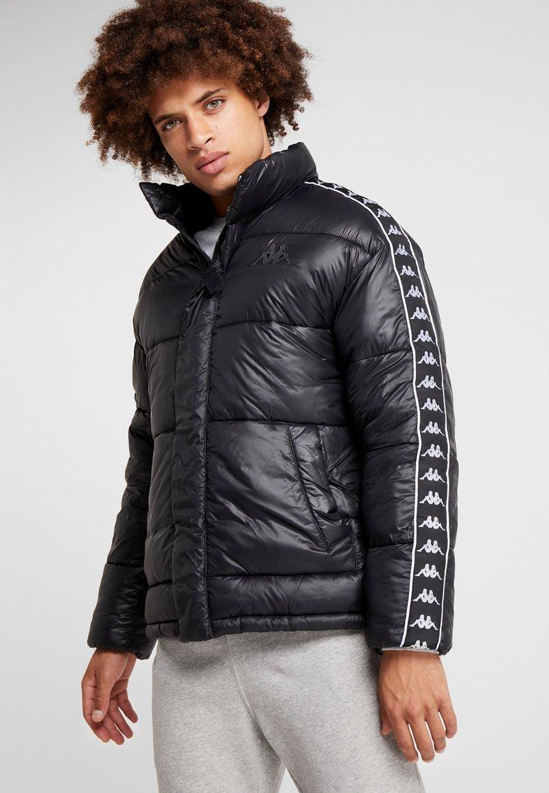 Kappa - FRANCIS - Winter jacket - caviar