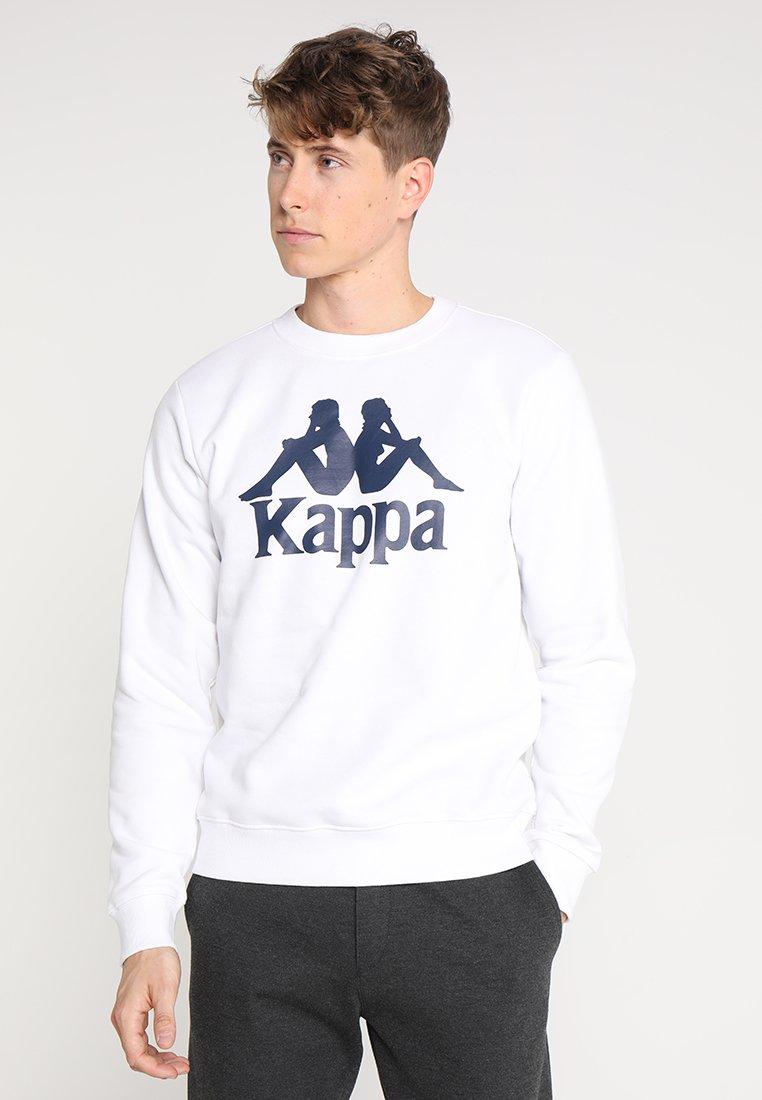 Kappa - SERTUM - Sudadera - white