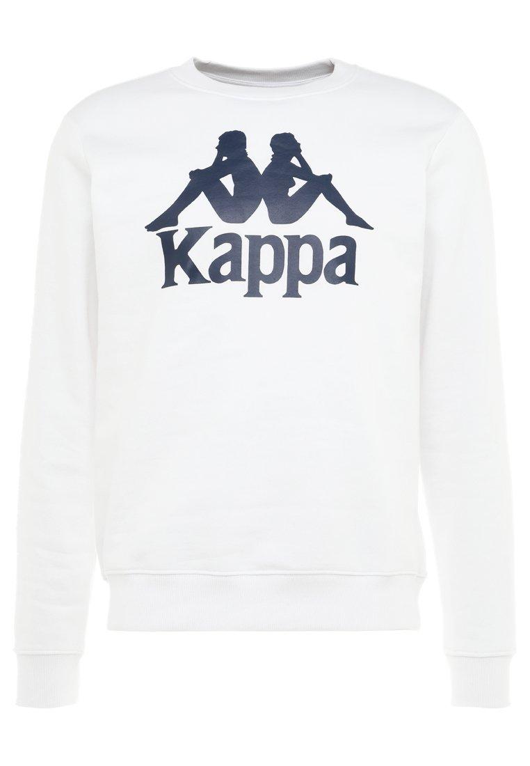 Kappa SERTUM Sweatshirt white Zalando.at