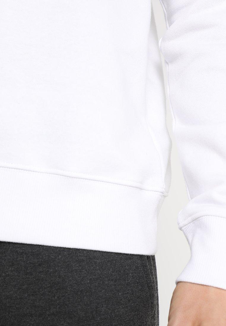 Kappa SERTUM - Sweatshirt white