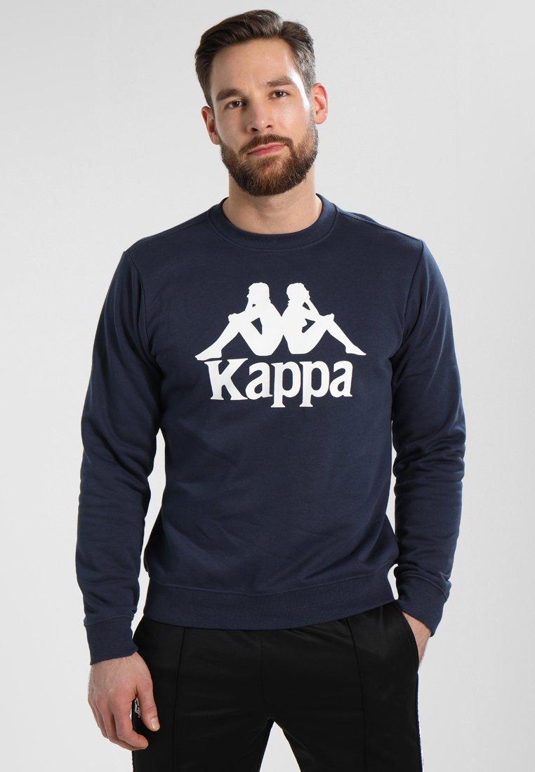 Kappa - SERTUM - Sweatshirt - navy