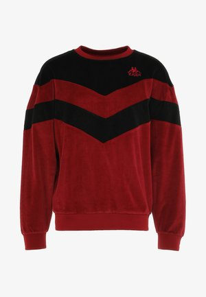 DAVIS - Sweater - rio red