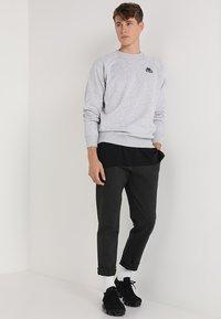 Kappa - TAULE - Sweatshirt - grey melange - 1