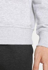 Kappa - TAULE - Sweatshirt - grey melange - 3