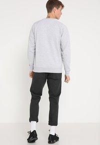Kappa - TAULE - Sweatshirt - grey melange - 2