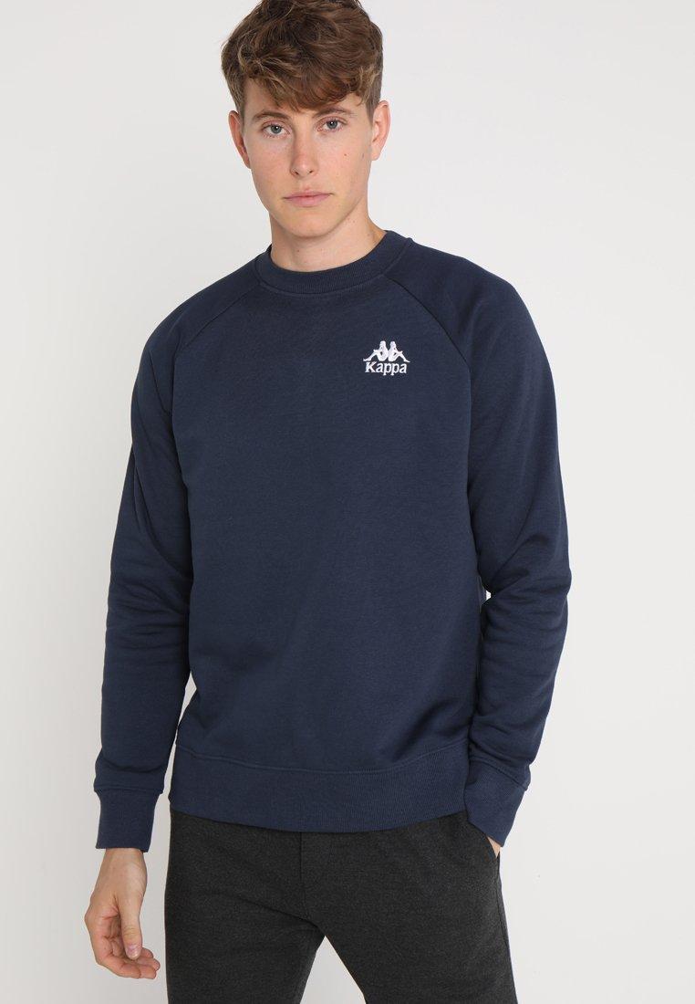 Kappa - TAULE - Sweatshirt - navy